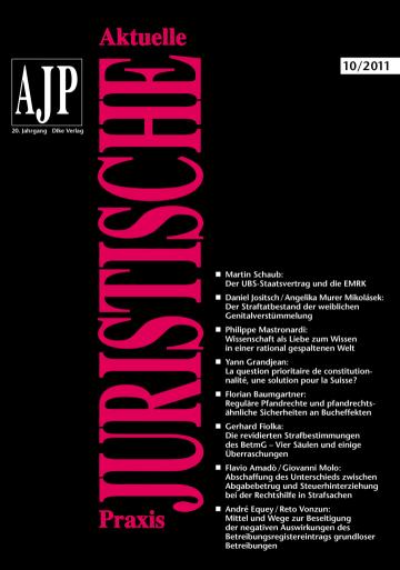 AJP/PJA 10/2011