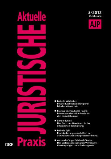 AJP/PJA 05/2012