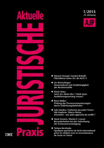 AJP/PJA 01/2013