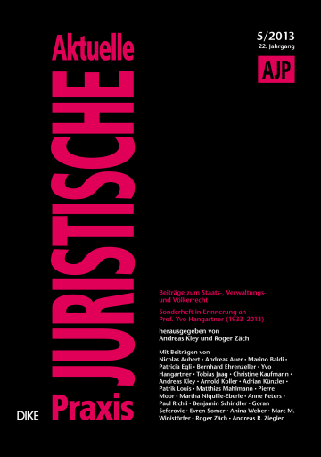 AJP/PJA 05/2013