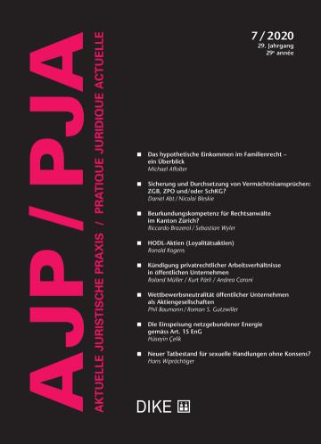 AJP/PJA 7/2020