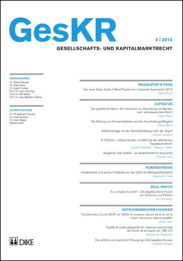 GesKR 04/2014