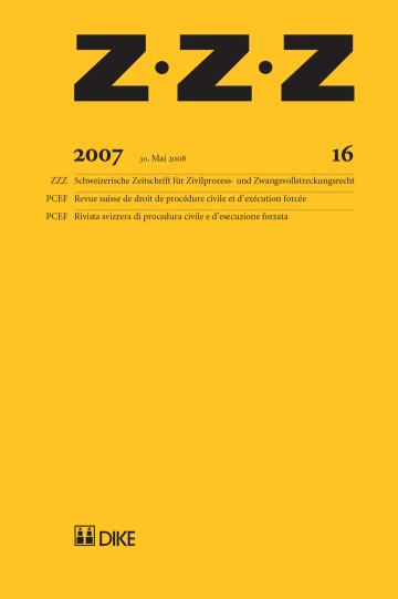 ZZZ 2007 Heft 16