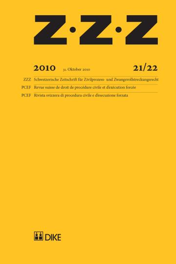 ZZZ 2010 Heft 21/22