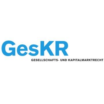 GesKR-Tagung zur grossen Aktienrechtsrevision