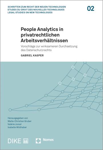 People Analytics in privatrechtlichen Arbeitsverhältnissen