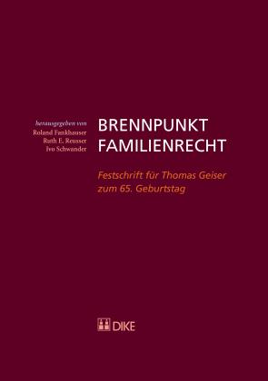 Brennpunkt Familienrecht