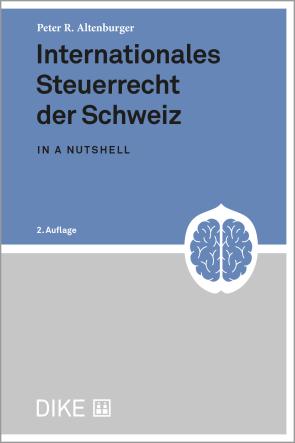 Internationales Steuerrecht der Schweiz