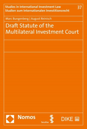 Draft Statute of the Multilateral Investment Court