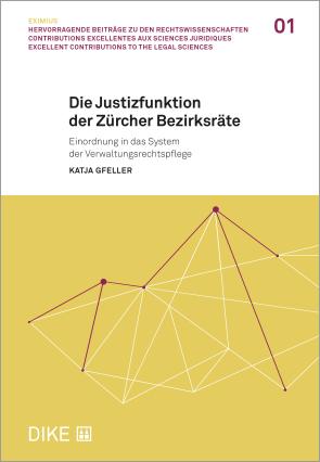 Die Justizfunktion der Zürcher Bezirksräte