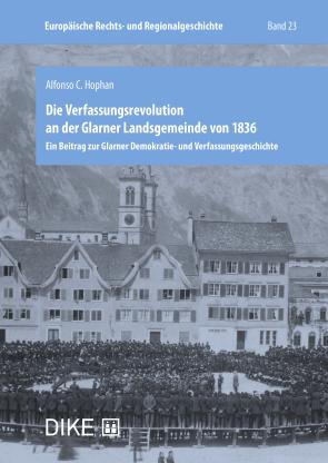 Verfassungsrevolution an der Glarner Landsgemeinde von 1836