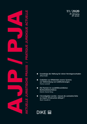 AJP/PJA 11/2020