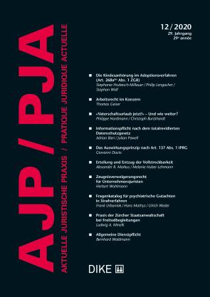 AJP/PJA 12/2020