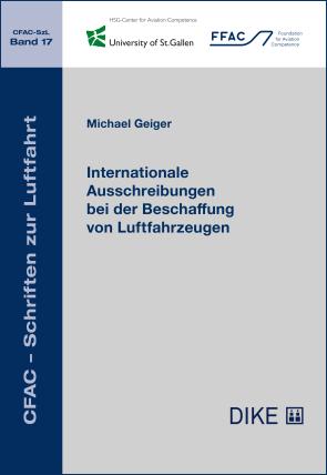 Internationale Ausschreibungen bei der Beschaffung von Luftfahrzeugen