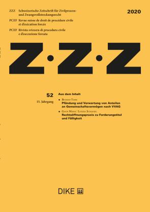 ZZZ 2020 Heft 52
