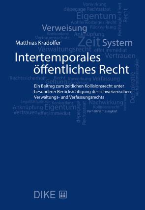 Intertemporales öffentliches Recht