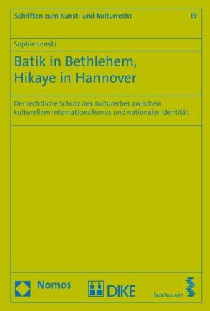 Batik in Bethlehem, Hikaye in Hannover