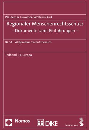 Regionaler Menschenrechtsschutz