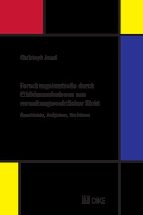 Forschungskontrolle durch Ethikkommissionen aus verwaltungsrechtlicher Sicht