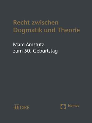 Recht zwischen Dogmatik und Theorie