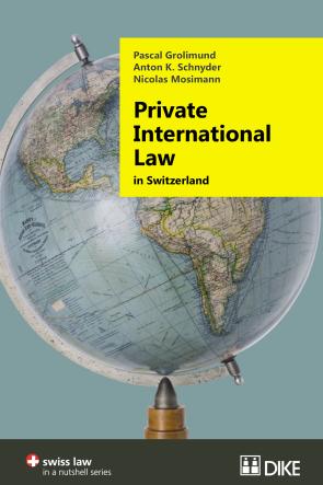 Private International Law in Switzerland