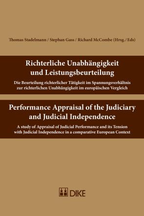 Richterliche Unabhängigkeit und Leistungsbeurteilung