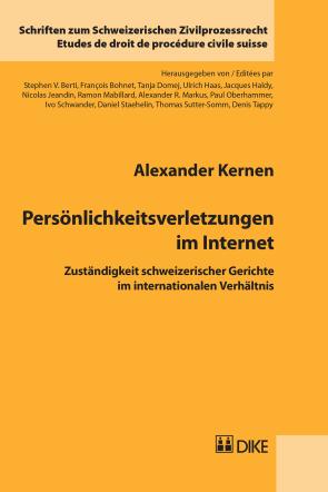 Persönlichkeitsverletzungen im Internet