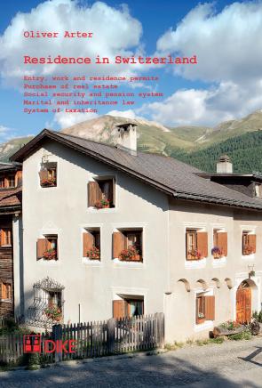 Residence in Switzerland