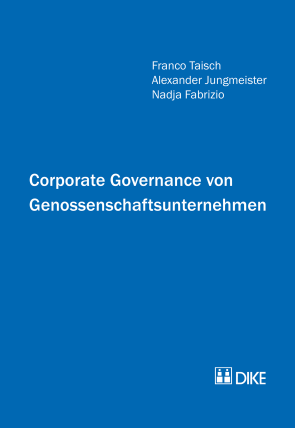 Corporate Governance von Genossenschaftsunternehmen