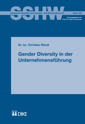 Gender Diversity in der Unternehmensführung