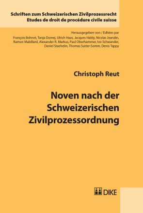 Noven nach der Schweizerischen Zivilprozessordnung