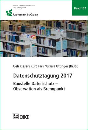 Datenschutztagung 2017