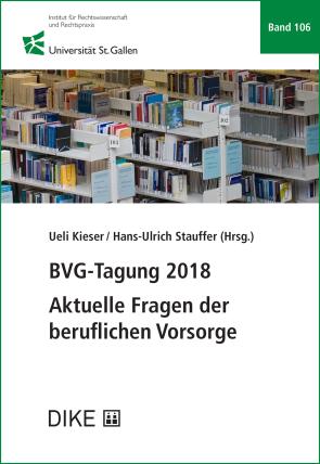 BVG-Tagung 2018