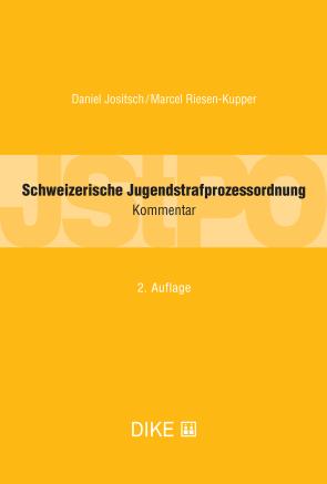 Schweizerische Jugendstrafprozessordnung (JStPO)