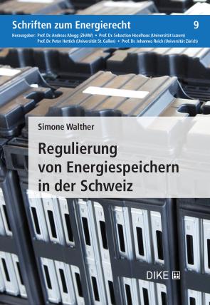 Regulierung von Energiespeichern in der Schweiz