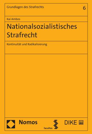 Nationalsozialistisches Strafrecht