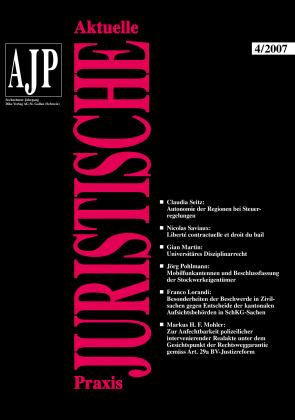 AJP/PJA 04/2007