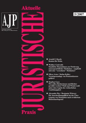 AJP/PJA 05/2007