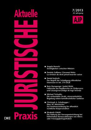 AJP/PJA 07/2013