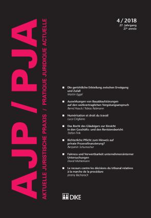 AJP/PJA 4/2018