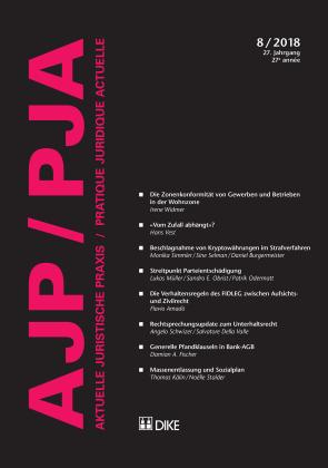 AJP/PJA 8/2018