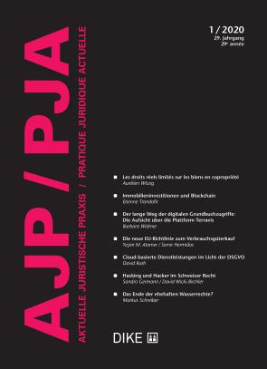 AJP/PJA 1/2020
