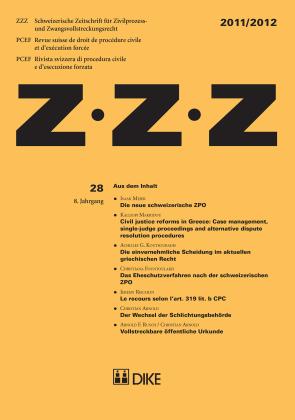 ZZZ 2011/2012 Heft 28