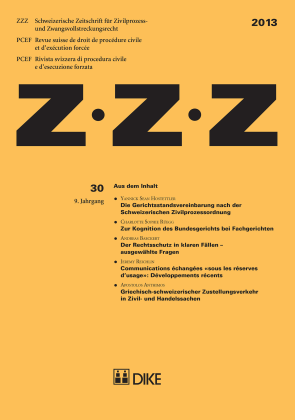 ZZZ 2013 Heft 30