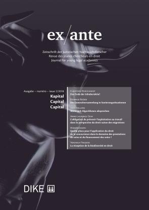 ex/ante 2/2018