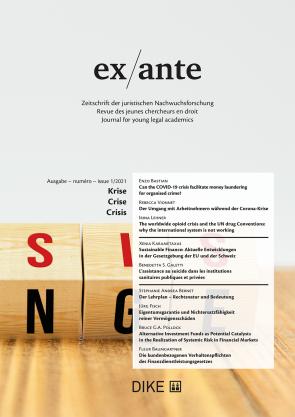 ex/ante  1/2021