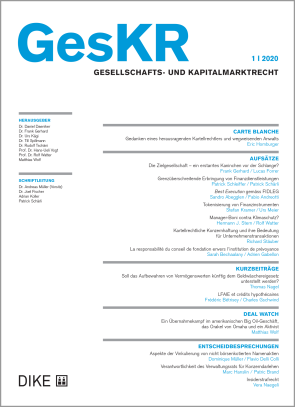 GesKR 01/2020
