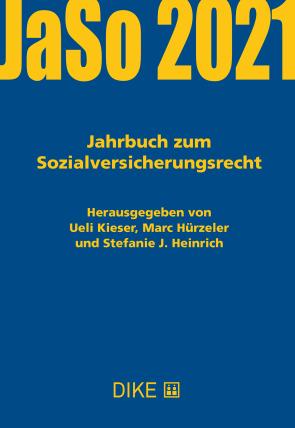 Jahrbuch zum Sozialversicherungsrecht 2021