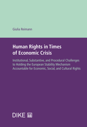 Human Rights in Times of Economic Crisis