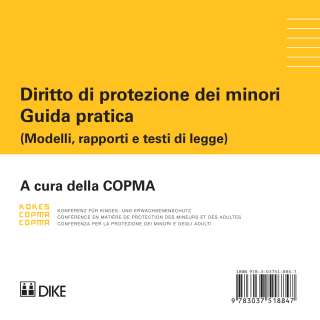 COPMA Diritto di protezione degli adulti (solo CD)